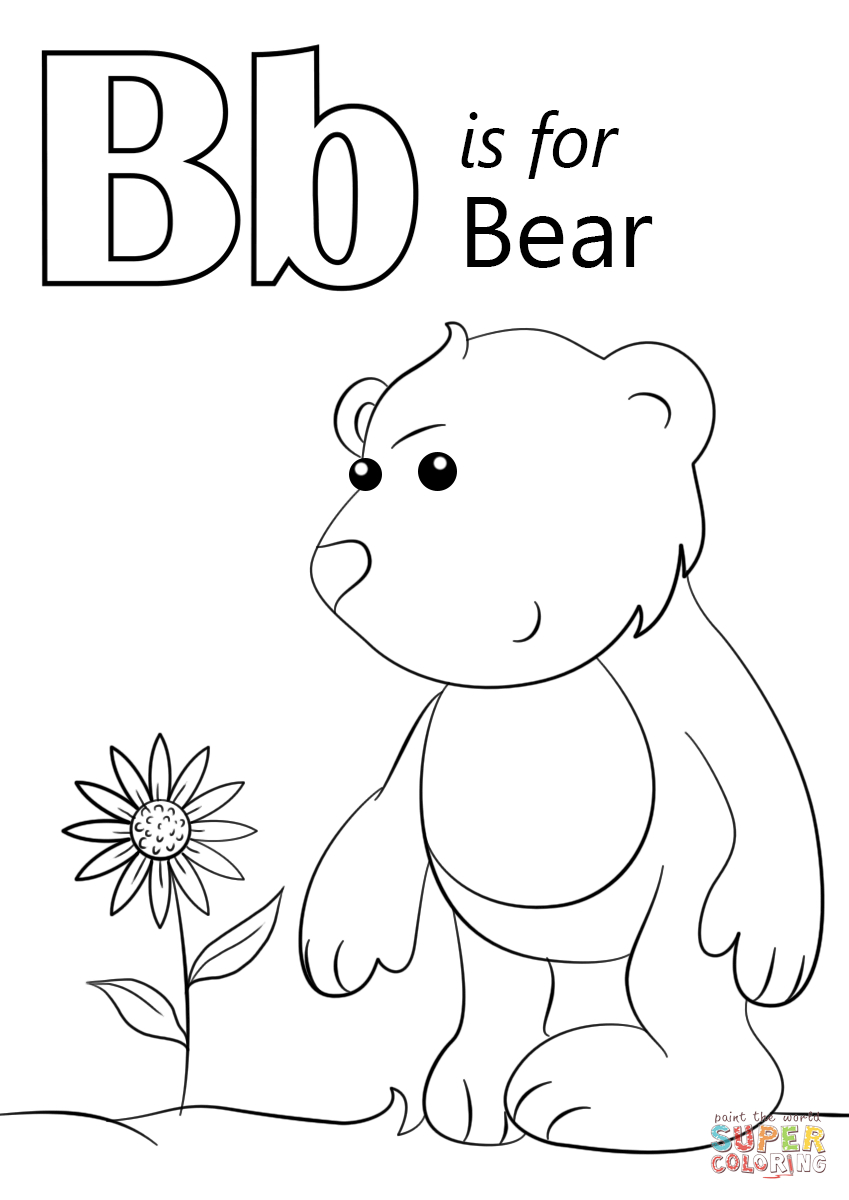 alphabet b coloring pages letter b coloring pages activities bestappsforkidscom alphabet coloring b pages