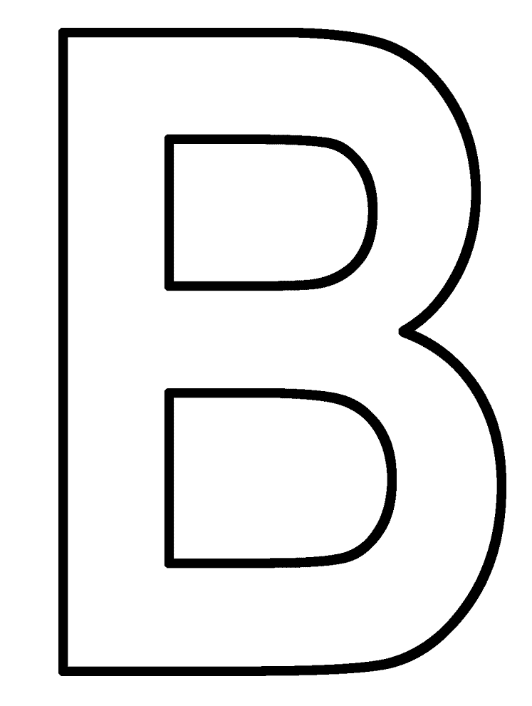 alphabet b coloring pages letter b coloring pages alphabet bestappsforkidscom pages b alphabet coloring