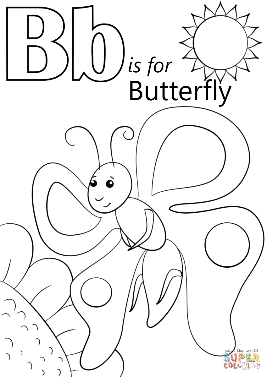 alphabet b coloring pages letter b coloring pages to download and print for free b alphabet pages coloring