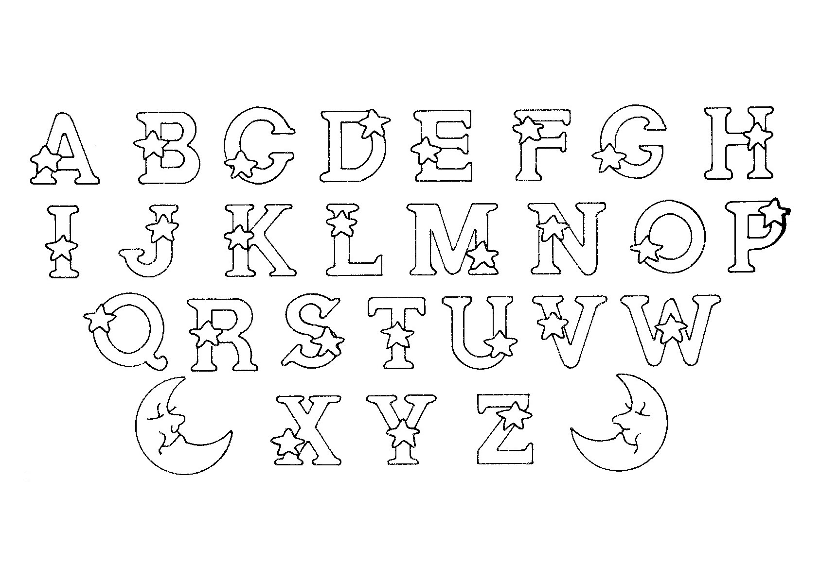 alphabet coloring pages free calligraphy coloring pages at getcoloringscom free free coloring pages alphabet