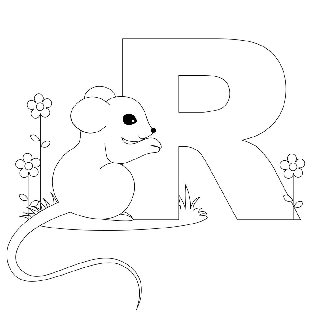 alphabet coloring pages r free printable alphabet coloring pages for kids best alphabet r pages coloring