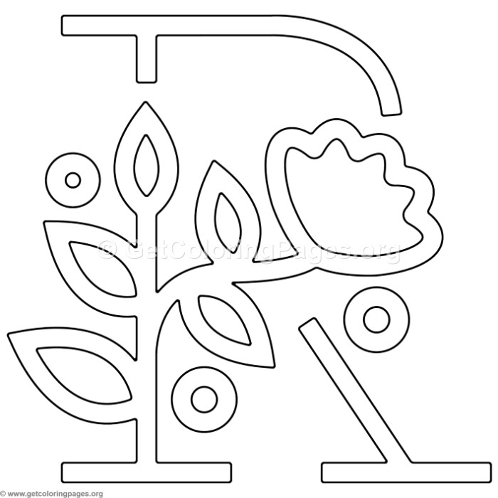 alphabet coloring pages r modern flower alphabet letter r coloring pages r alphabet coloring pages