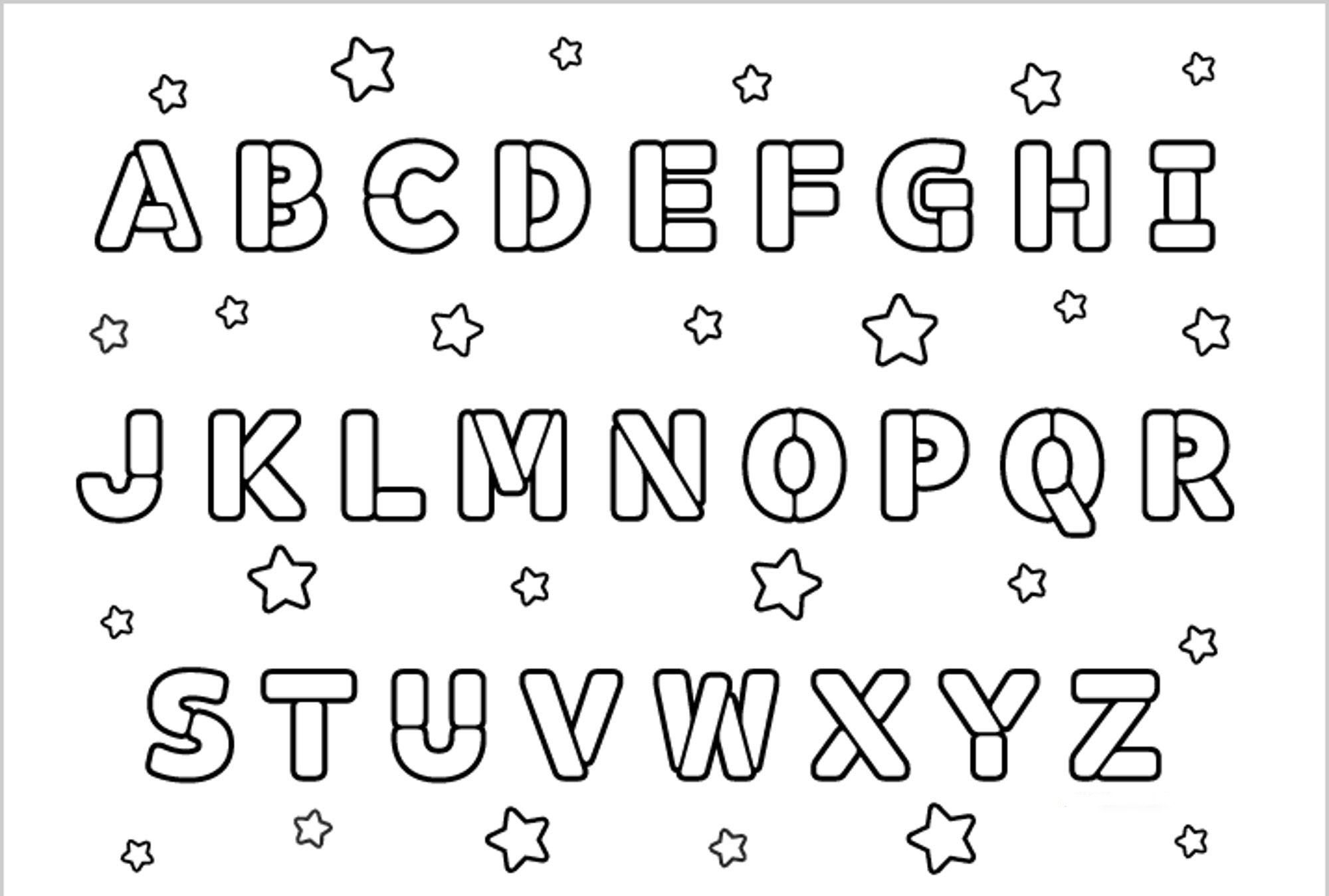 alphabet coloring sheets a z pdf a z coloring pagesuse for letter sound take down game pdf coloring sheets alphabet a z