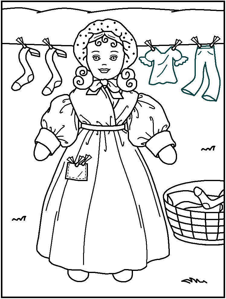 american girl coloring pages grace american girl doll printables coloring american pages girl grace