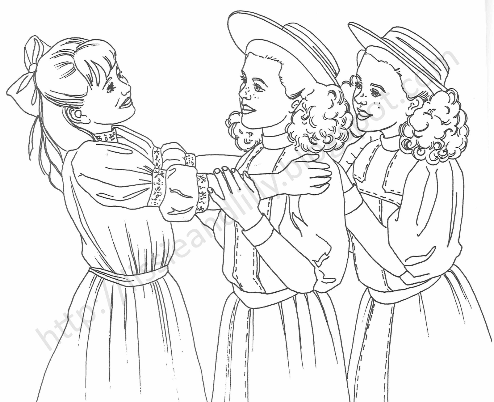 american girl coloring pages grace american girl grace thomas coloring page free printable pages american grace girl coloring