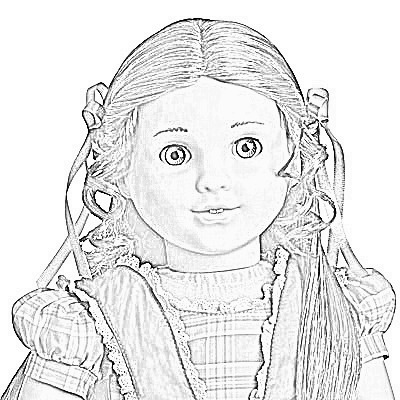 american girl coloring pages grace show and tell wednesday american girl doll central pages girl grace american coloring
