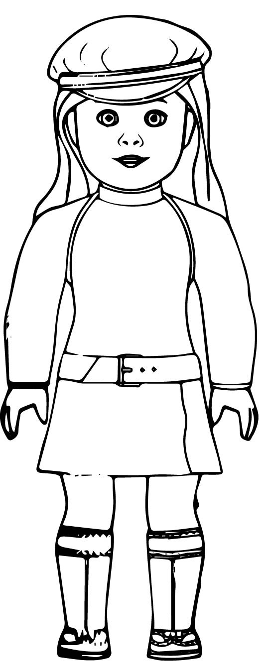 american girl doll coloring page american girl coloring pages coloring pages for girls girl doll coloring american page
