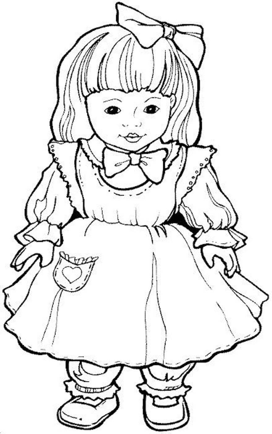 american girl doll coloring pages to print american girl doll coloring pages to download and print pages girl to coloring american doll print