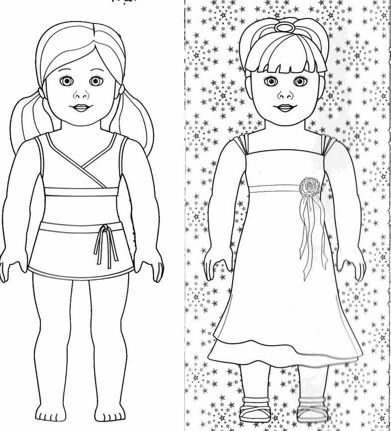 american girl doll coloring pages to print american girl doll coloring pages to download and print to american pages print doll coloring girl