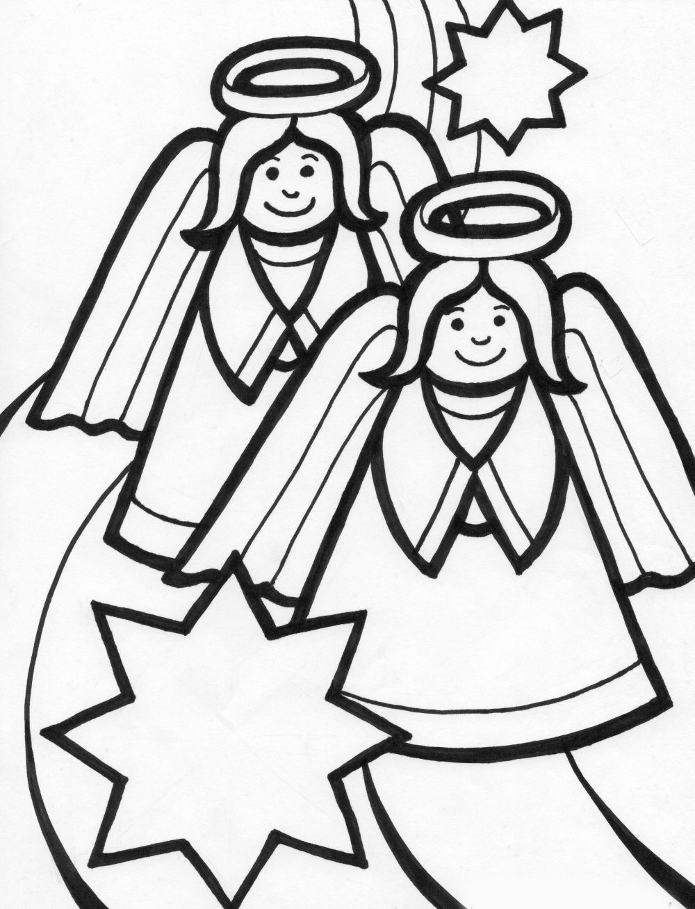 angel coloring page angel coloring page christmas simple coloring home page coloring angel