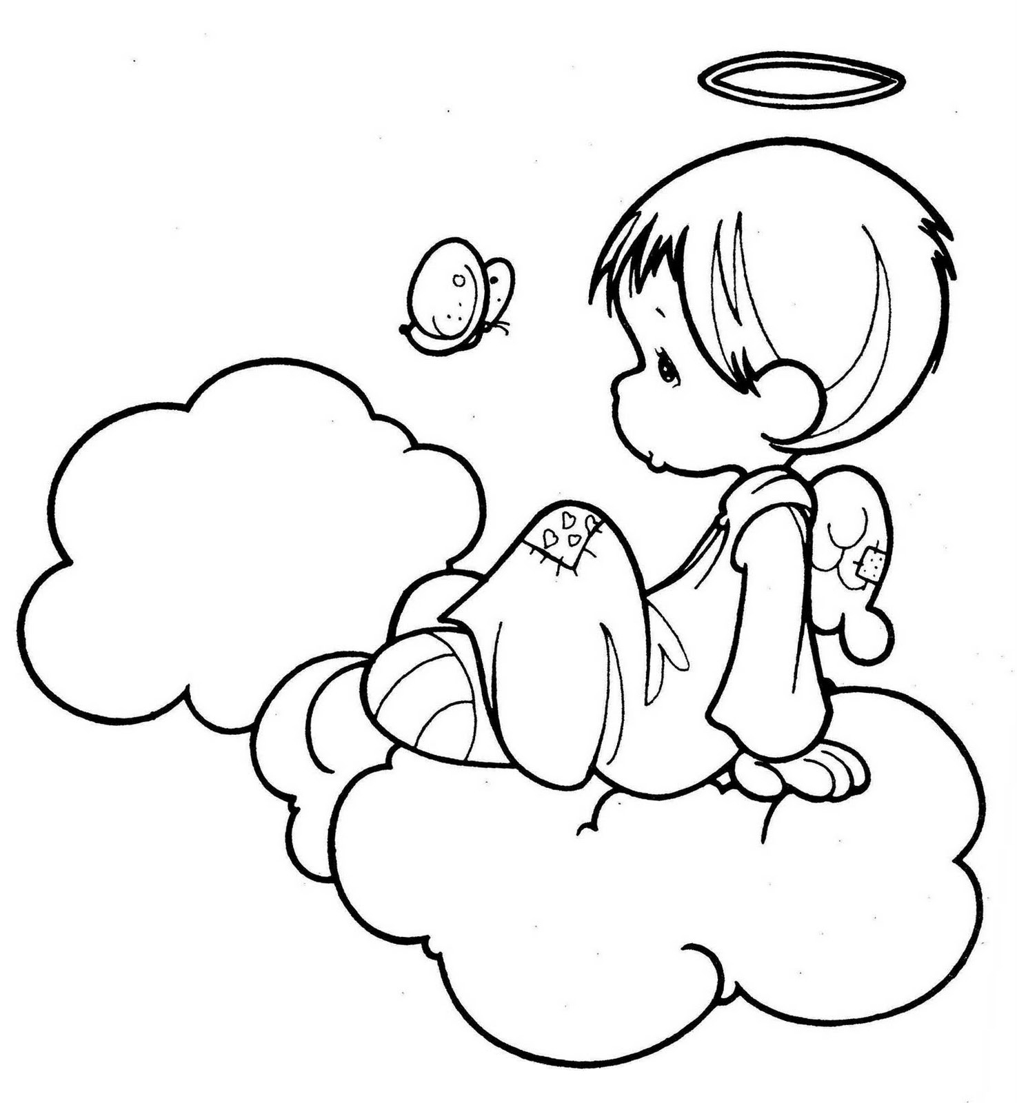 angel coloring page angel coloring pages coloringrocks angel page coloring
