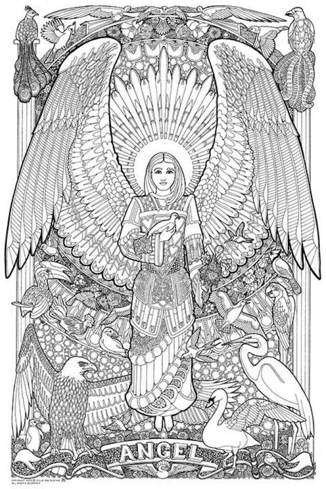 angel coloring page angel coloring pages to download and print for free angel page coloring