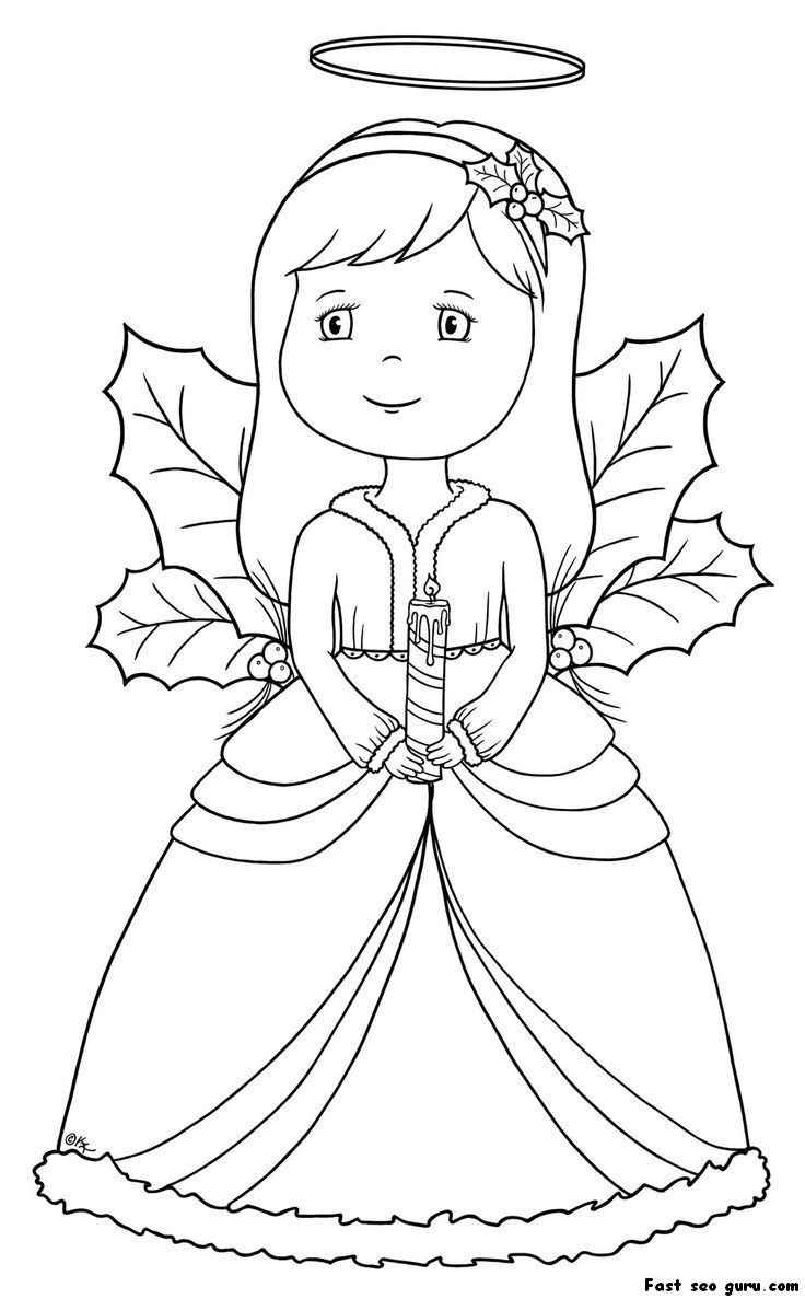 angel coloring page christmas angel coloring pages learn to coloring page angel coloring