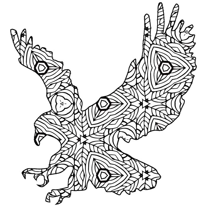 animal coloring pages free 30 free printable geometric animal coloring pages the free animal coloring pages