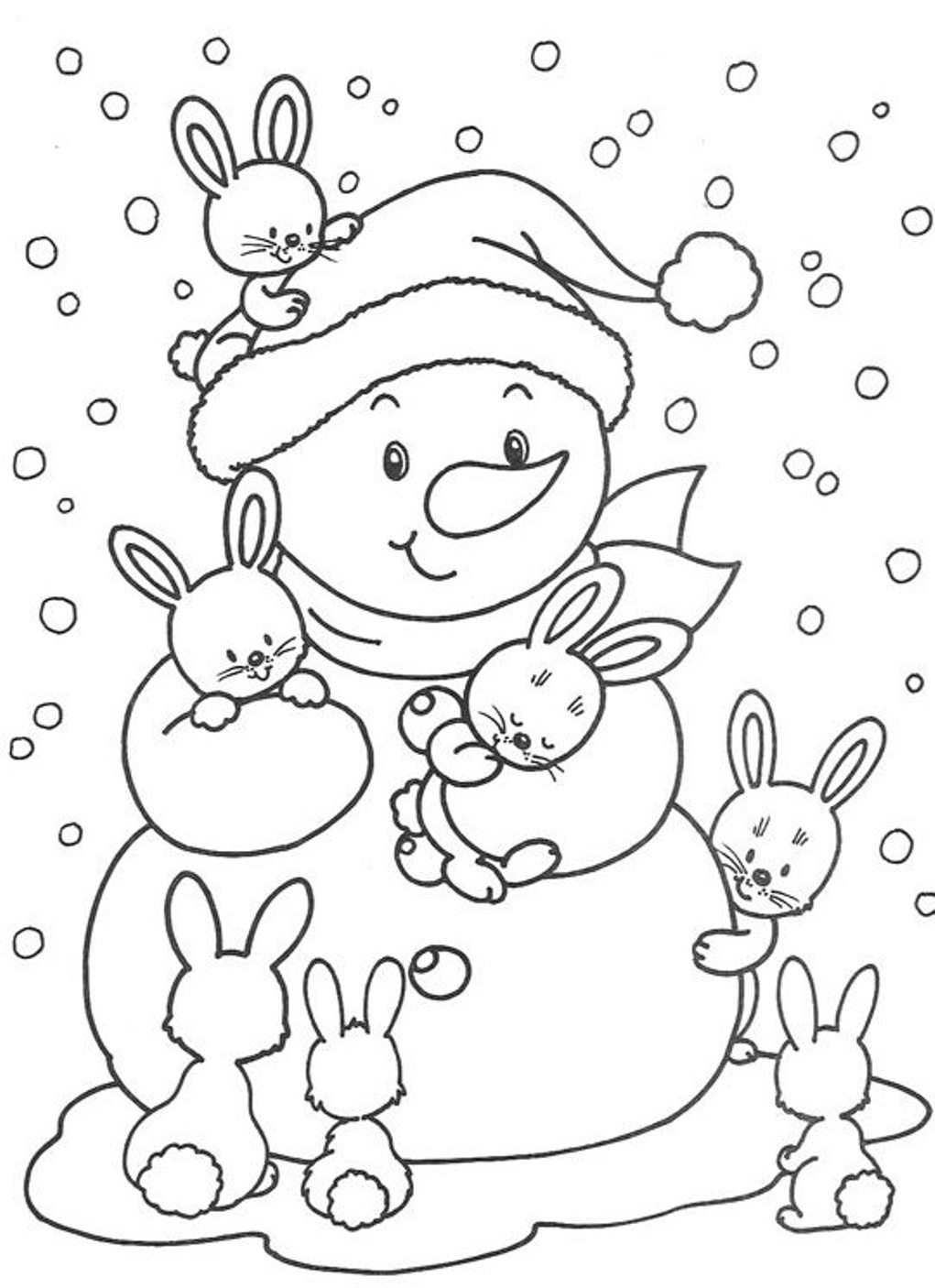 animals in winter coloring pages 14 best images of arctic animals worksheets animal winter in animals coloring pages