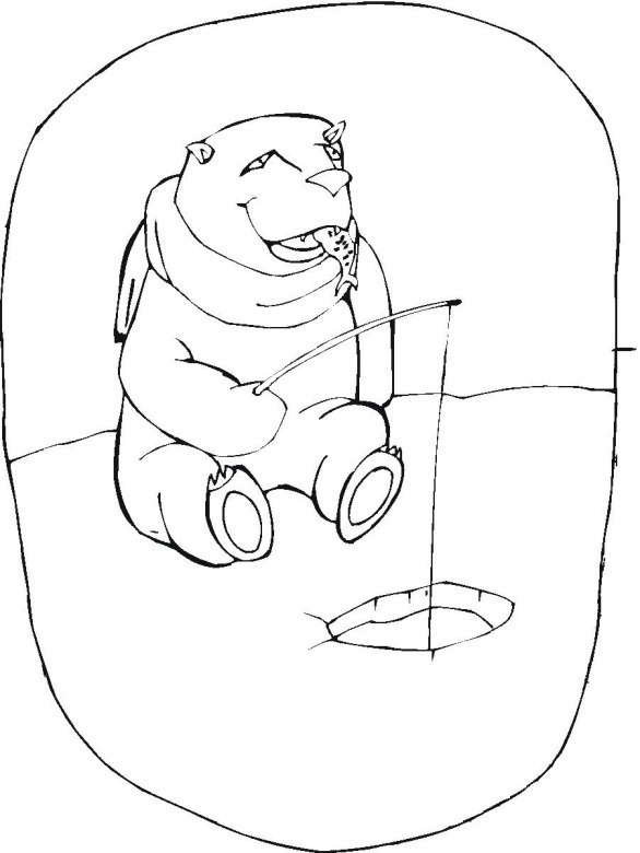 animals in winter coloring pages animals in winter printable worksheets sketch coloring page pages coloring in winter animals