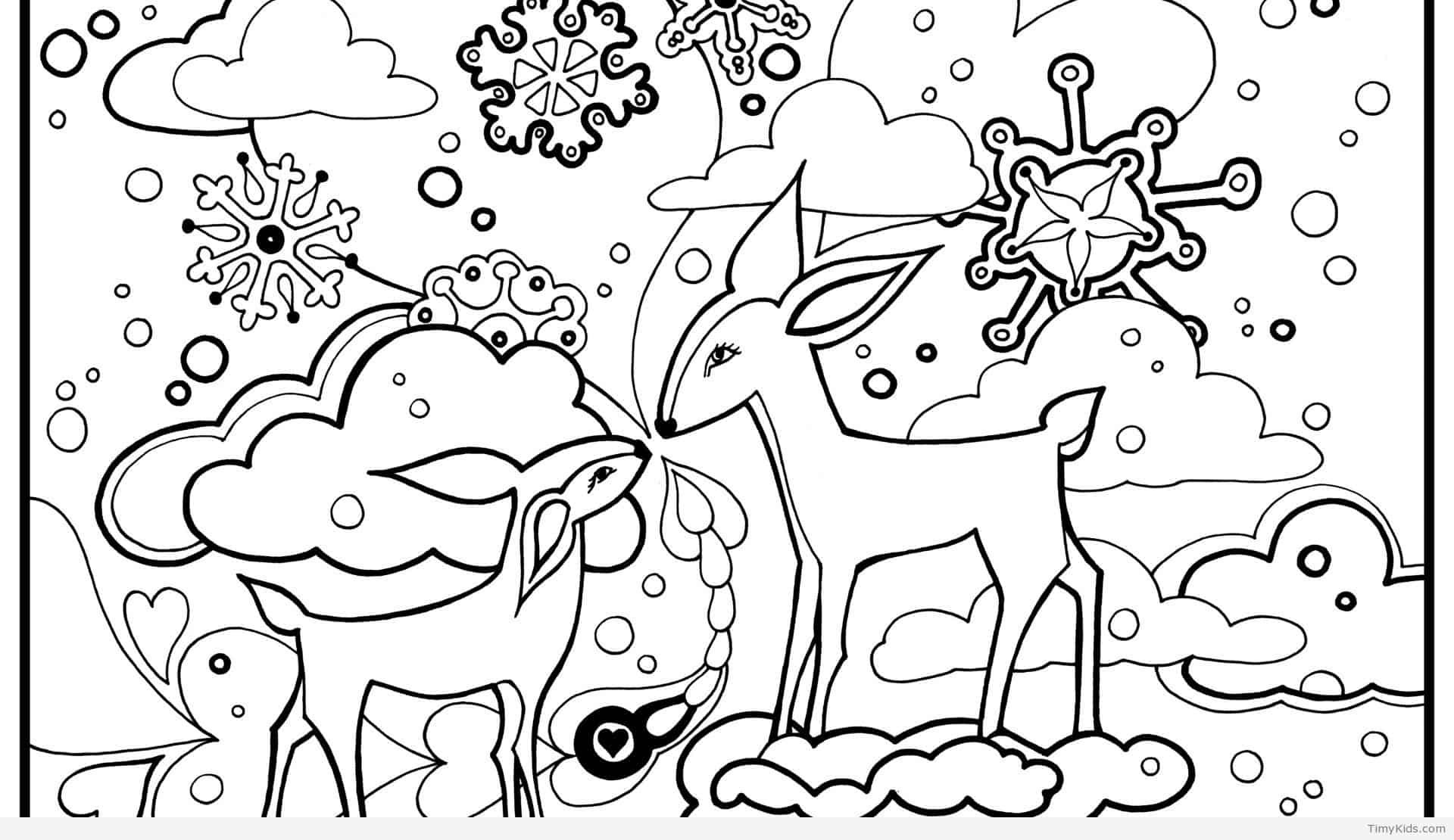 animals in winter coloring pages effortfulg winter animal coloring pages animals winter coloring in pages