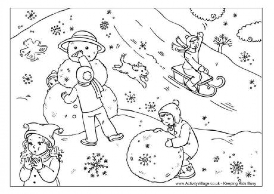animals in winter coloring pages get this image of farm animal coloring pages to print for in winter coloring animals pages