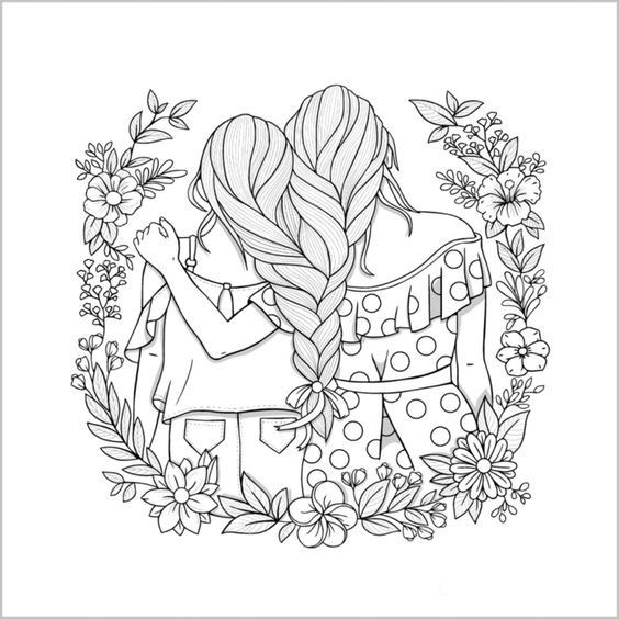 anime bff coloring pages 10 best free printable bff coloring pages for kids and adults coloring bff anime pages