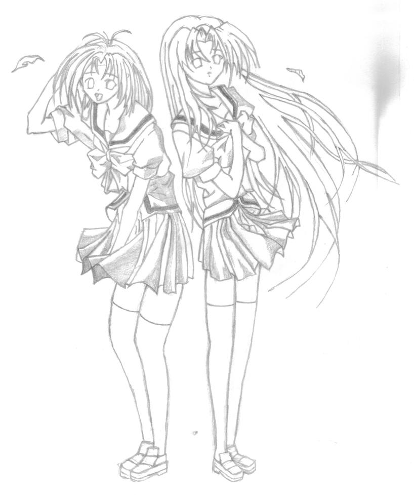 anime bff coloring pages best friends by wishbone88 on deviantart anime bff coloring pages