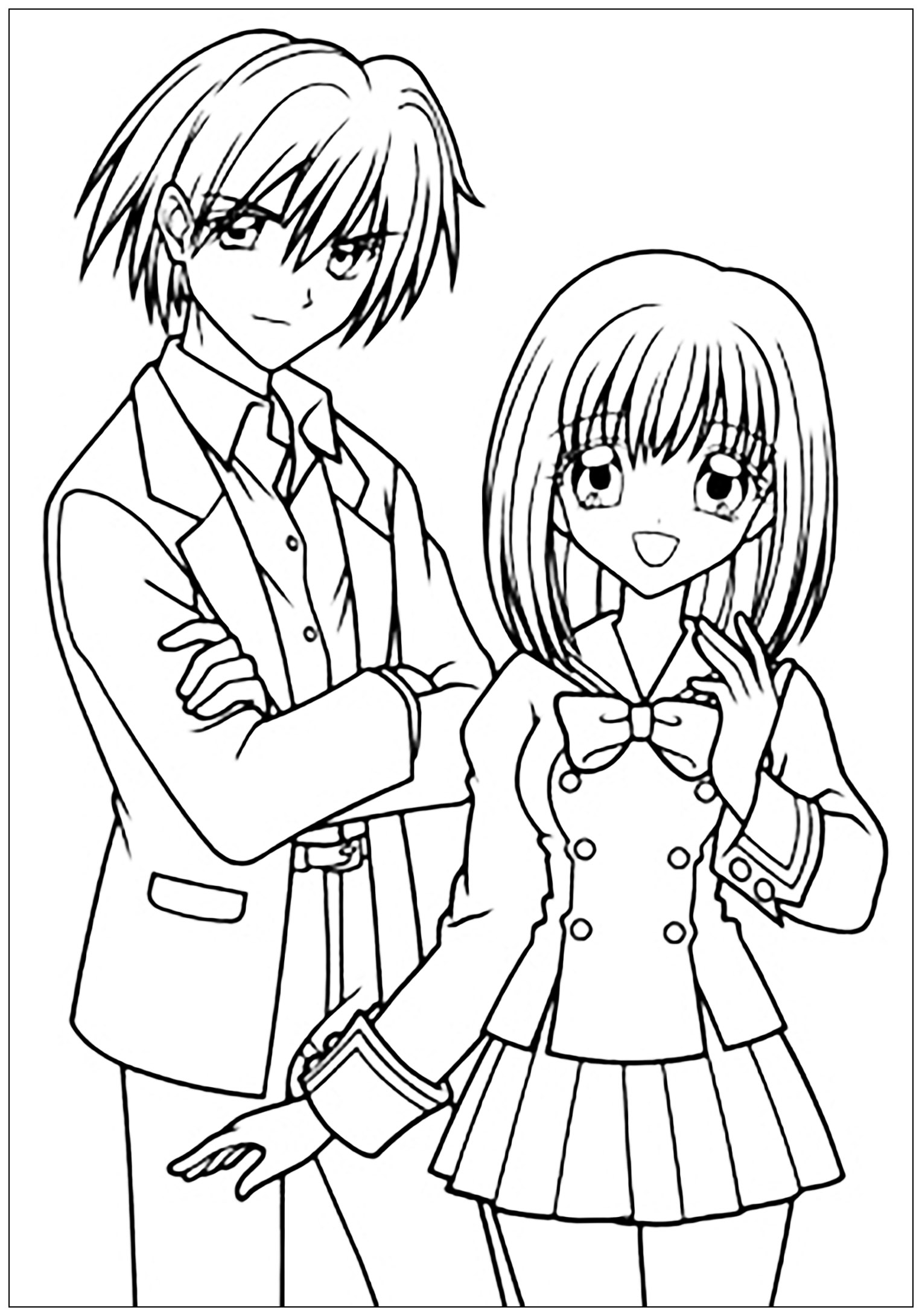 anime coloring sheet manga coloring pages to download and print for free sheet coloring anime
