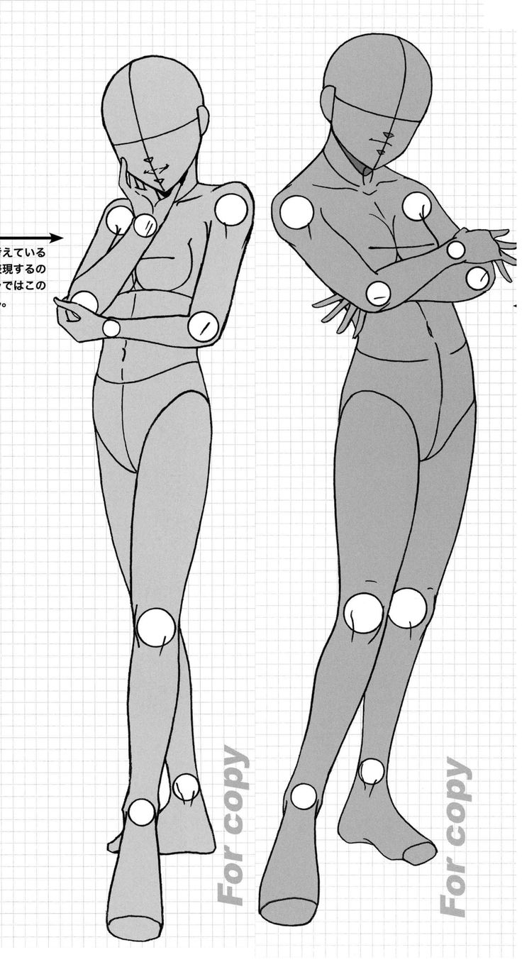 anime girl body 80 best images about drawing references base models body anime girl