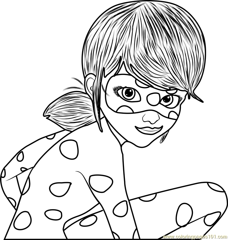 anime miraculous ladybug coloring pages miraculous tales of ladybug cat noir coloring pages coloring miraculous pages ladybug anime