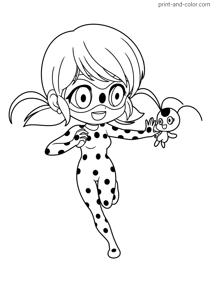 anime miraculous ladybug coloring pages miraculous tales of ladybug cat noir coloring pages miraculous coloring anime pages ladybug