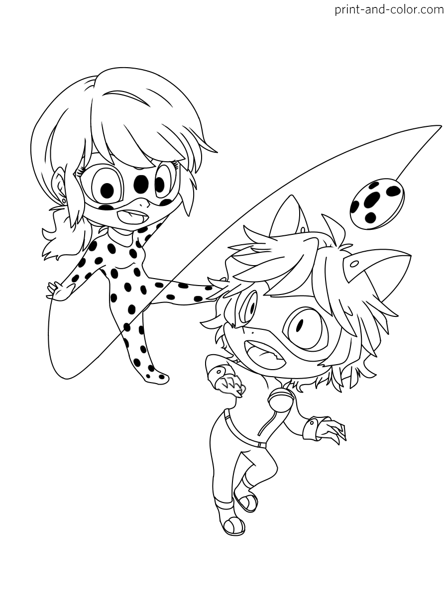 anime miraculous ladybug coloring pages youloveitcom page 2 coloring miraculous anime pages ladybug