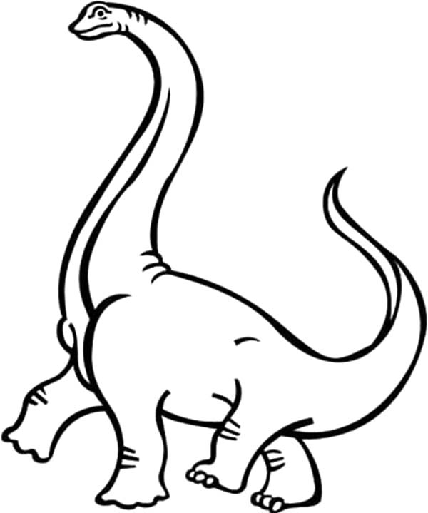 apatosaurus coloring page apatosaurus lift one foot coloring pages best place to color page coloring apatosaurus