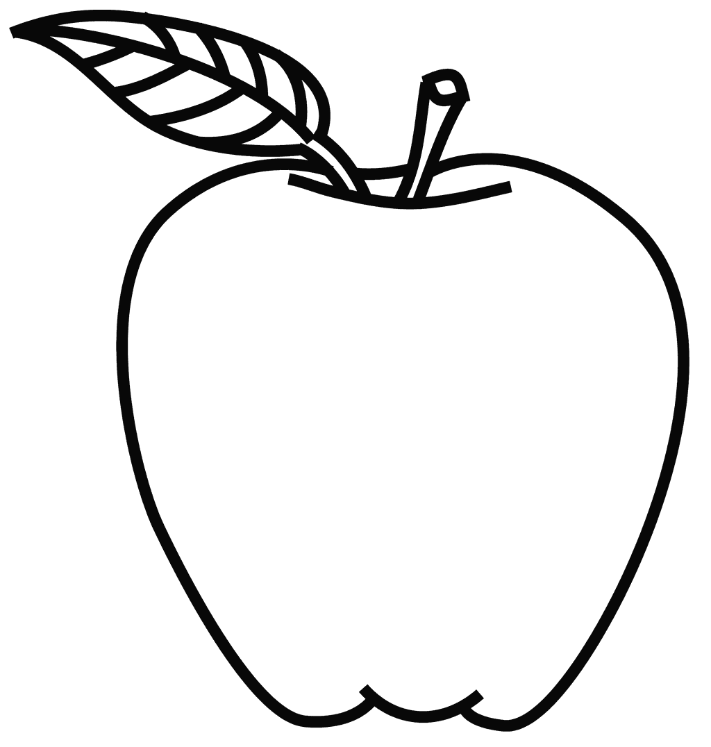 apple coloring for kids apple coloring pages for kids download free printable apple for coloring kids