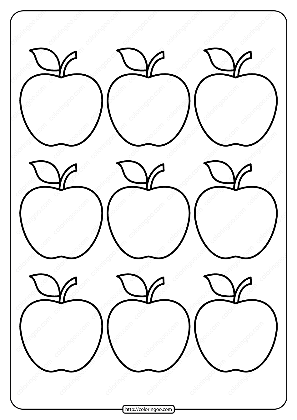 apple coloring for kids apple coloring pages fotolip for apple kids coloring