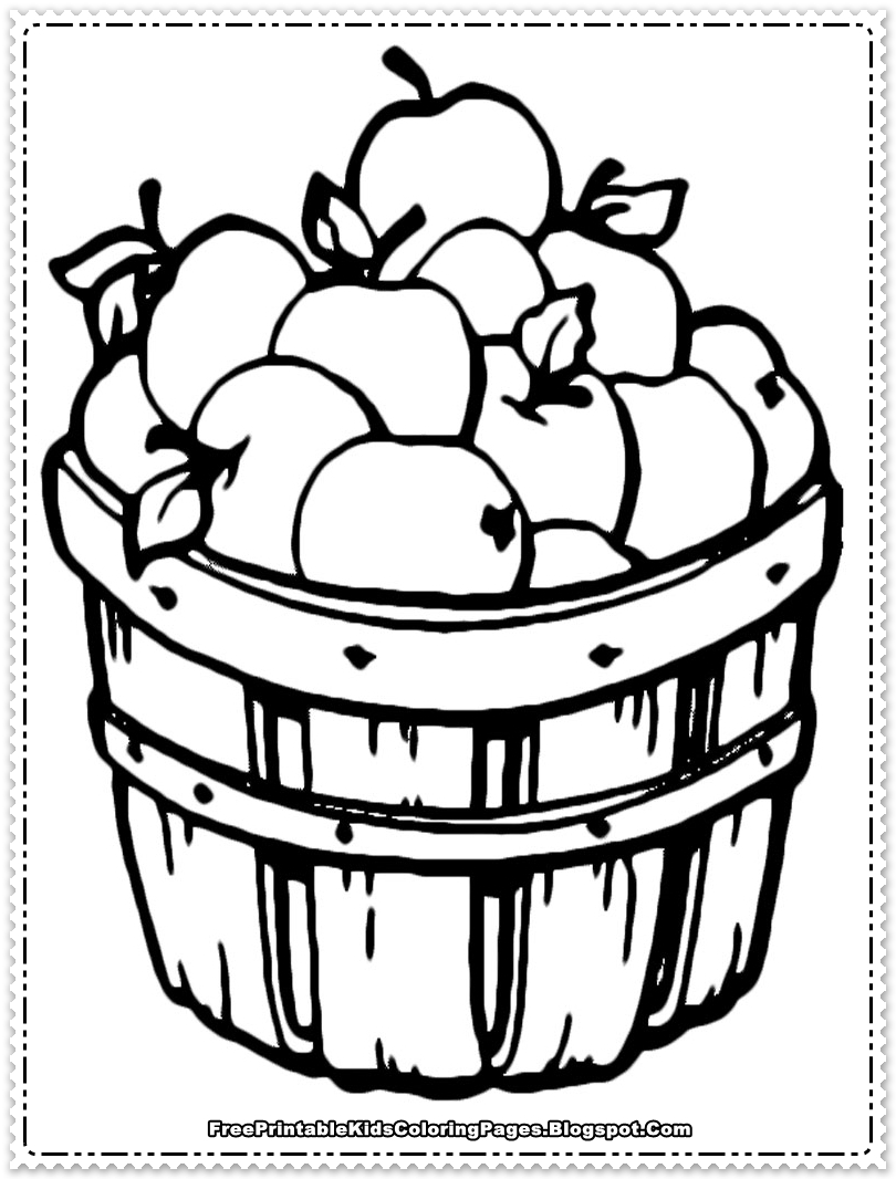 apple coloring for kids apple coloring pages fotolipcom rich image and wallpaper coloring kids for apple