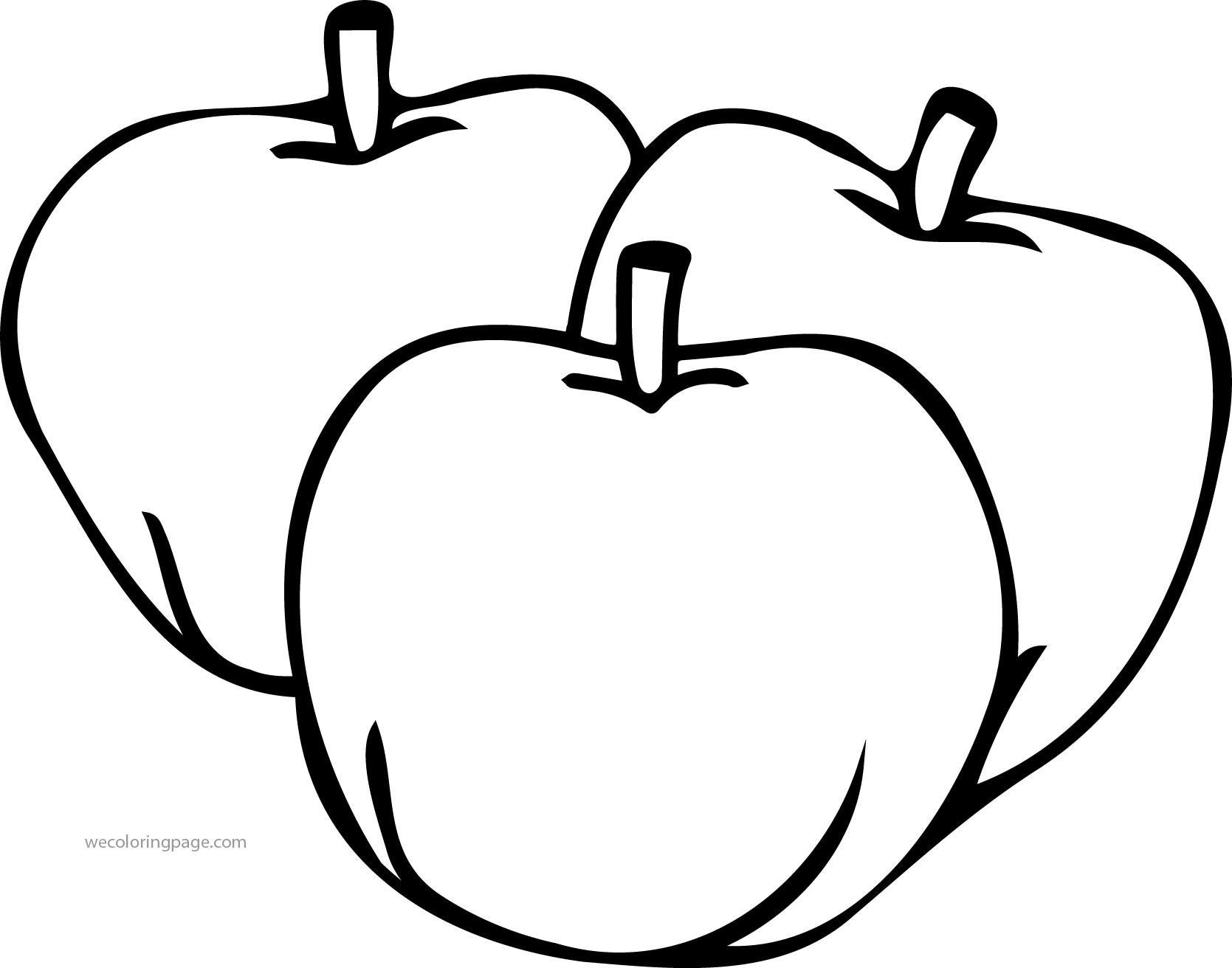 apple coloring for kids ten apples coloring sheet coloringrocks coloring for kids apple