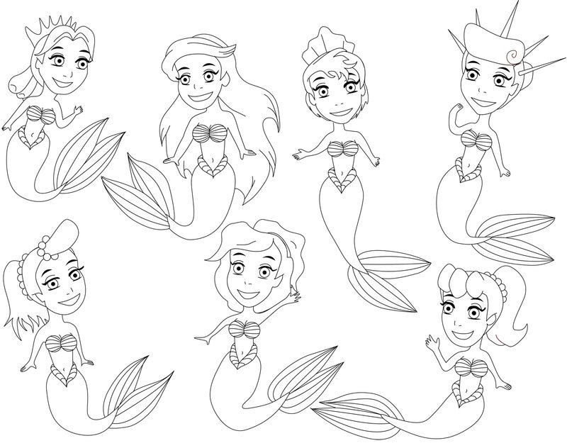 ariels sisters coloring pages ariel and sisters ariel coloring pages disney coloring ariels pages coloring sisters