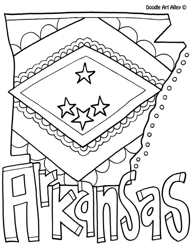arkansas coloring pages flag of arkansas coloring page free printable coloring pages arkansas coloring pages