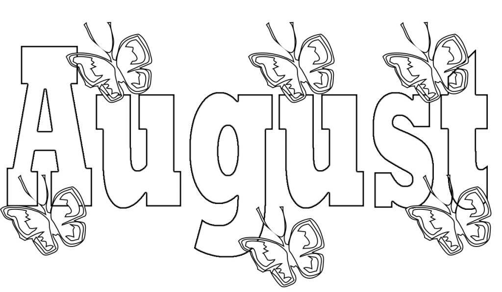 august coloring pages august coloring pages preschoolers free adultsprintable pages coloring august