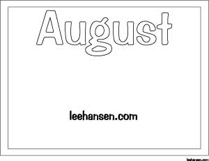 august coloring pages we love to illustrate august free downloadable coloring pages august coloring