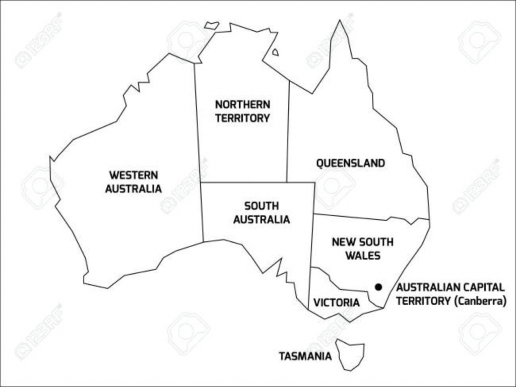 australia blank map printable blank map of australia printable 1 maps update 8931015 printable australia blank map