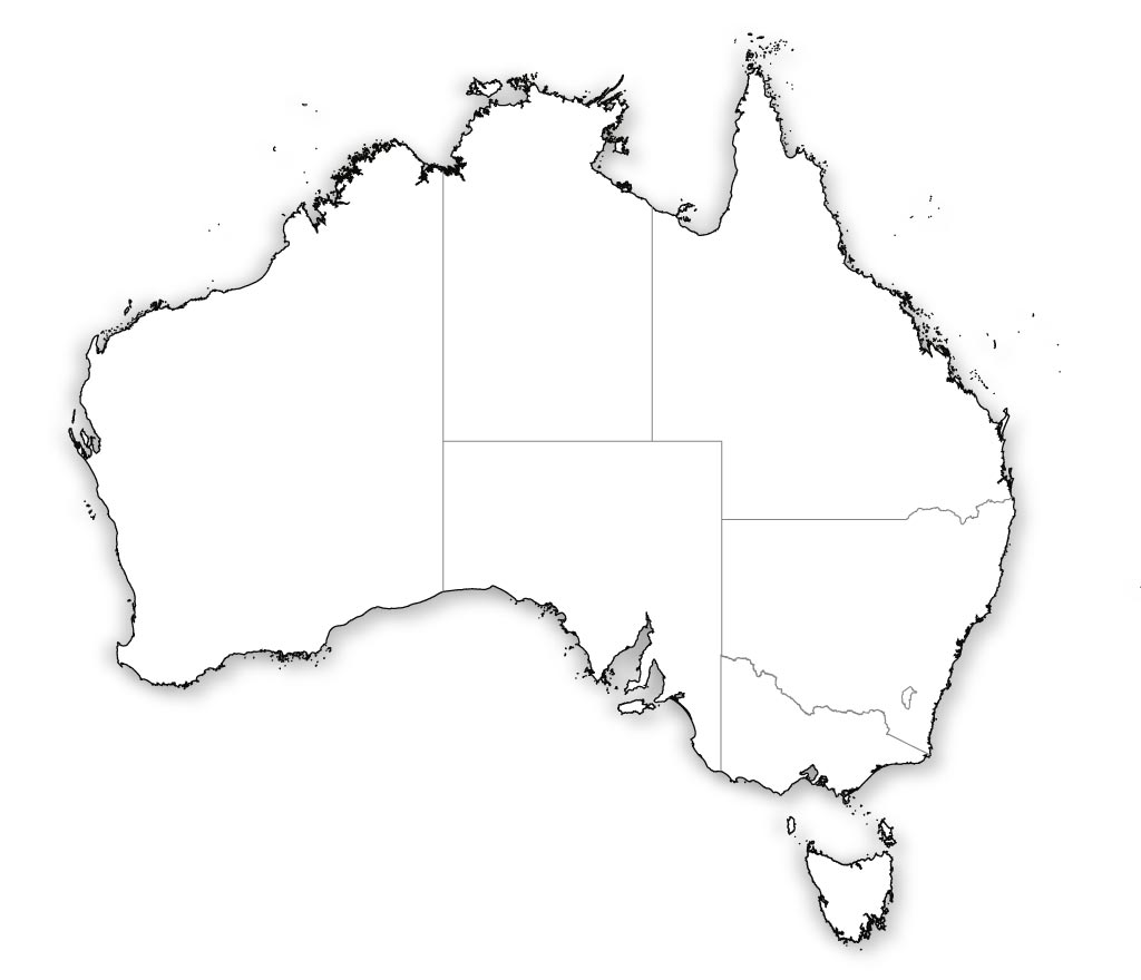 australia blank map printable blank map of australia printable printable blank map australia printable map blank
