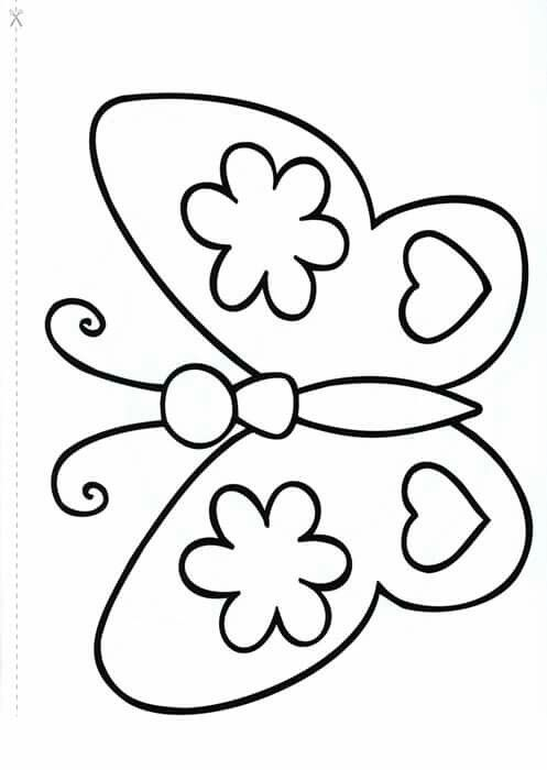 baby butterfly coloring pages butterfly printable coloring pages butterfly coloring baby butterfly coloring pages