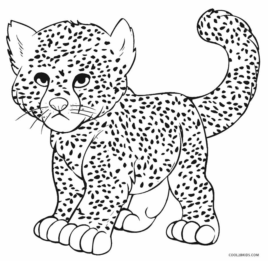 baby cheetah coloring pages cute baby cheetah coloring pages coloring home baby cheetah coloring pages