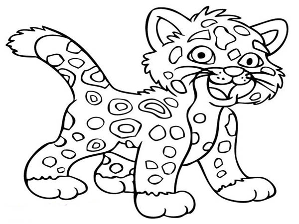 baby cheetah coloring pages cute baby cheetah coloring pages coloring home coloring cheetah baby pages