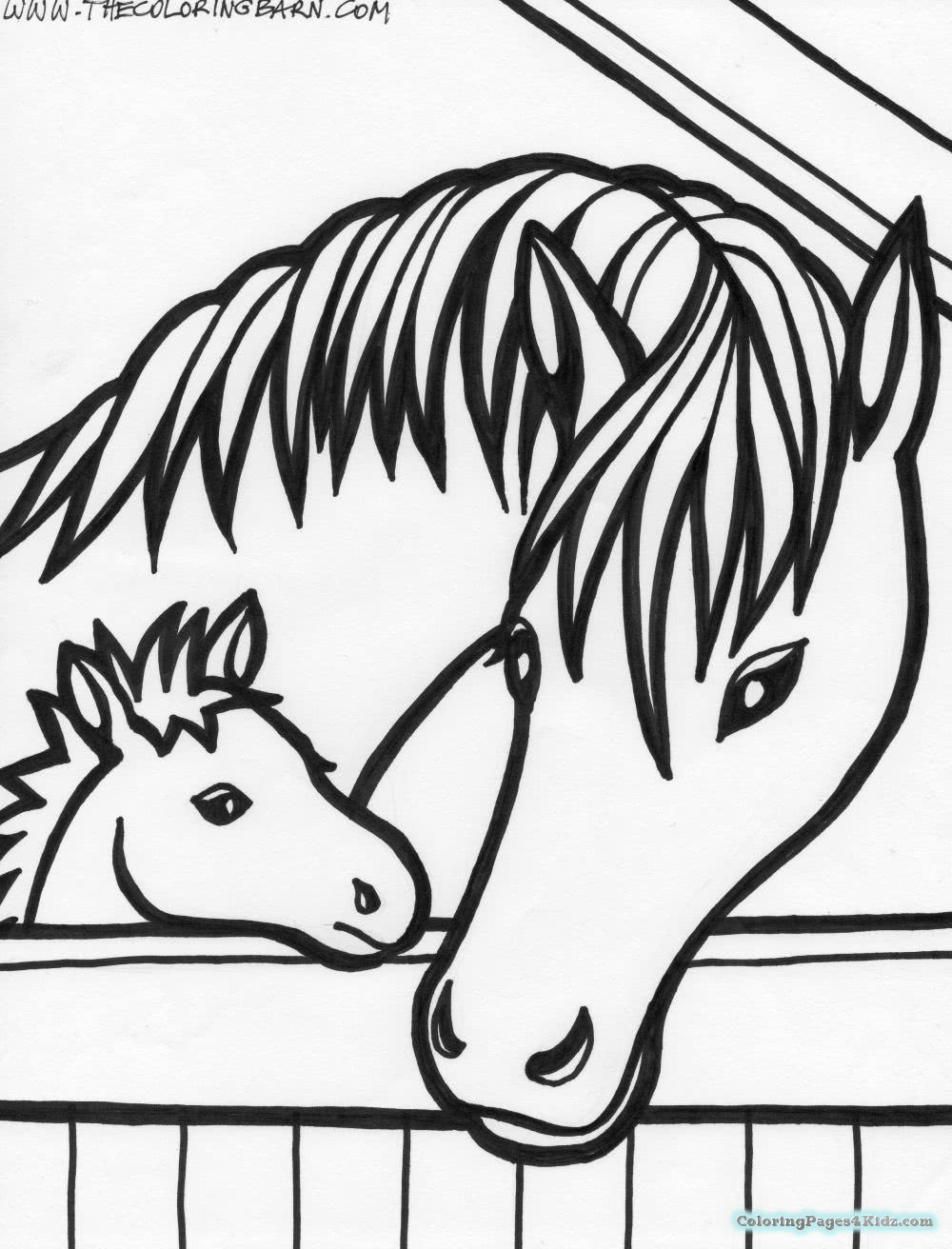 baby horse coloring pages baby horse coloring pages coloring pages to download and horse coloring pages baby