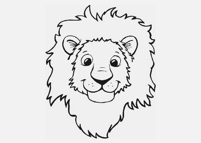 baby lion coloring pictures baby lion coloring pages free coloring pages and lion baby coloring pictures