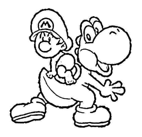 baby luigi pictures baby luigi coloring pages at getcoloringscom free pictures baby luigi