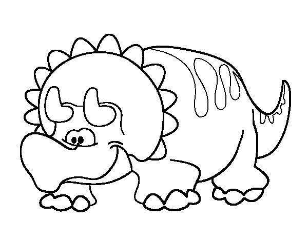 baby triceratops coloring page baby triceratops coloring page coloringcrewcom page coloring triceratops baby