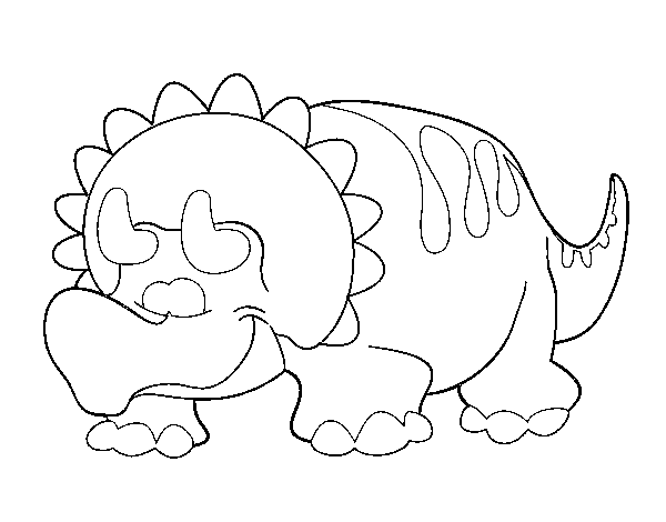 baby triceratops coloring page baby triceratops coloring page coloringcrewcom triceratops page coloring baby