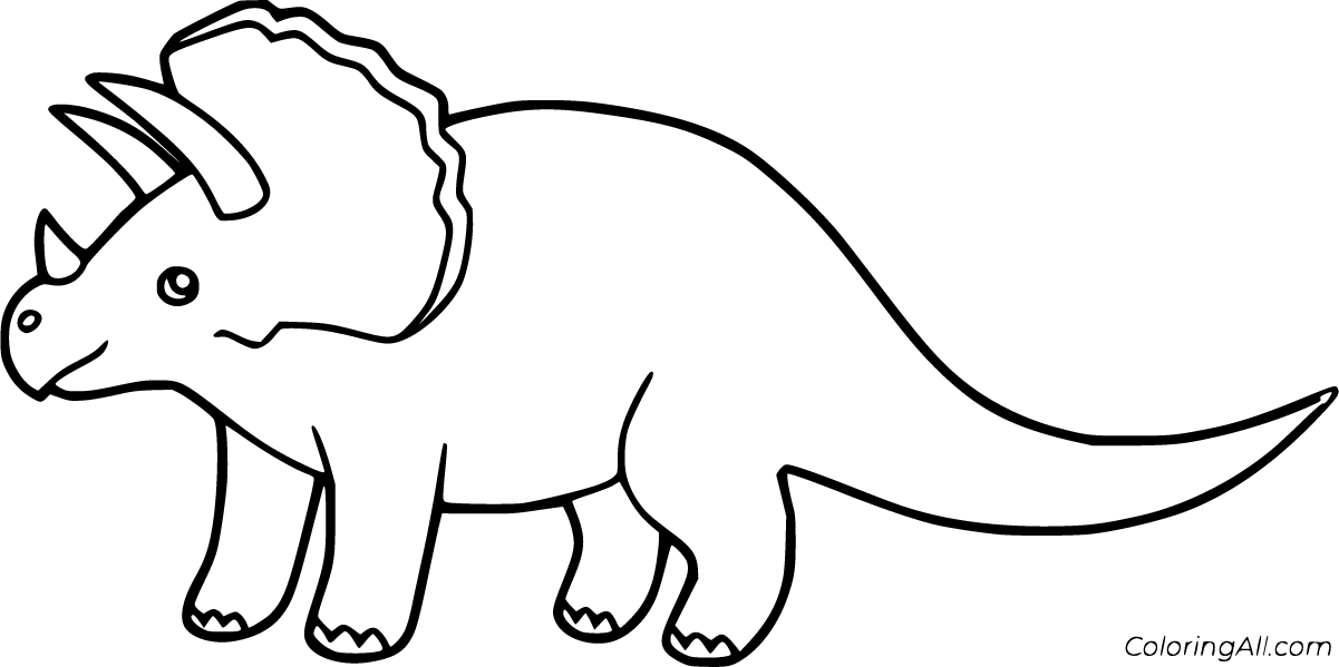 baby triceratops coloring page baby triceratops smiling in baby dinos coloring pages triceratops coloring page baby