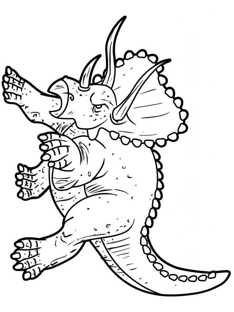 baby triceratops coloring page cartoon clipart of a black and white baby triceratops triceratops coloring baby page